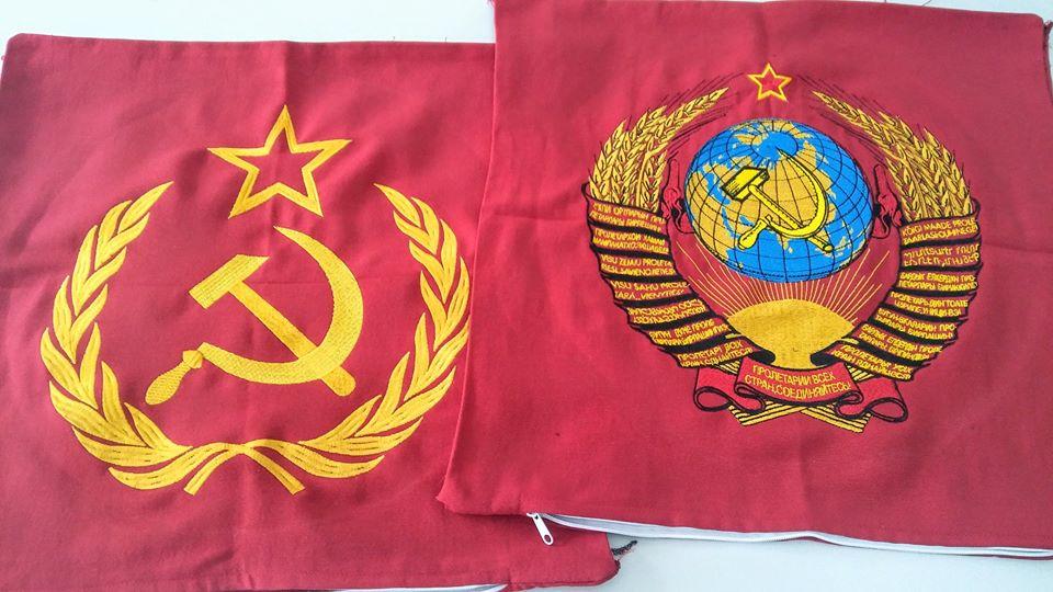 Бродерия - СССР