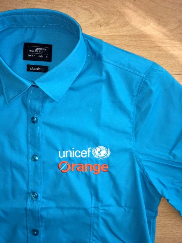 Unicef Orange